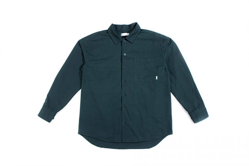NextMobRiot 18 AW FT=NMR Cloth OVS Shirt (8)
