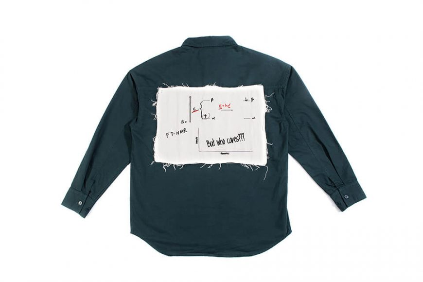 NextMobRiot 18 AW FT=NMR Cloth OVS Shirt (9)