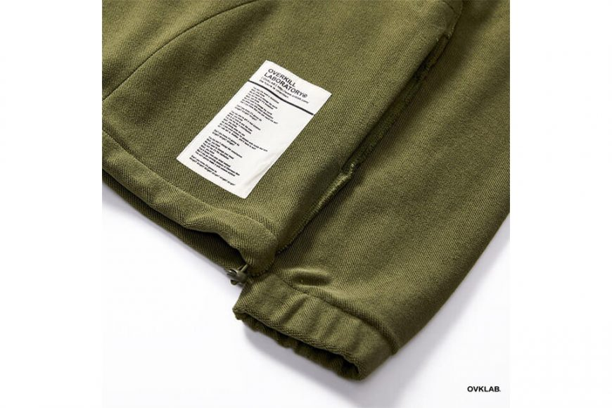OVKLAB 1130(五)發售 18 AW Revolt Salvage Smocks (19)