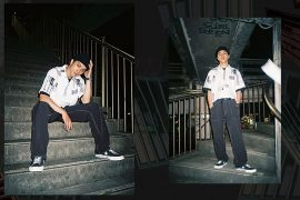 REMIX 1114(三)發售 18 AW Rm Contrast Stitch Pants (1)
