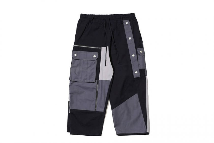 AES 1215(六)發售 18 AW Aes Stitched Pants (4)
