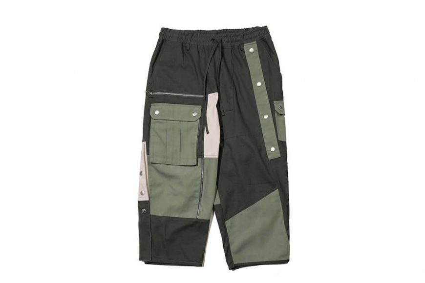 AES 1215(六)發售 18 AW Aes Stitched Pants (6)