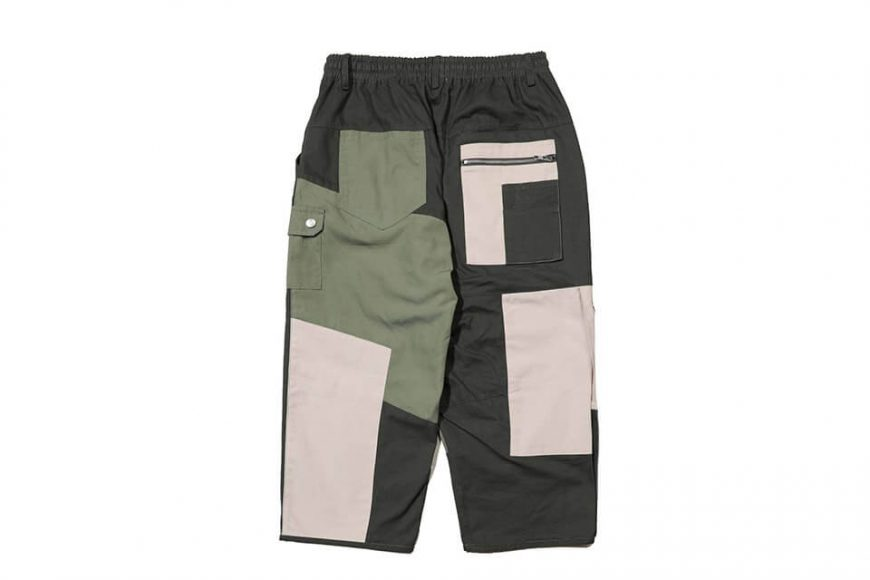 AES 1215(六)發售 18 AW Aes Stitched Pants (7)