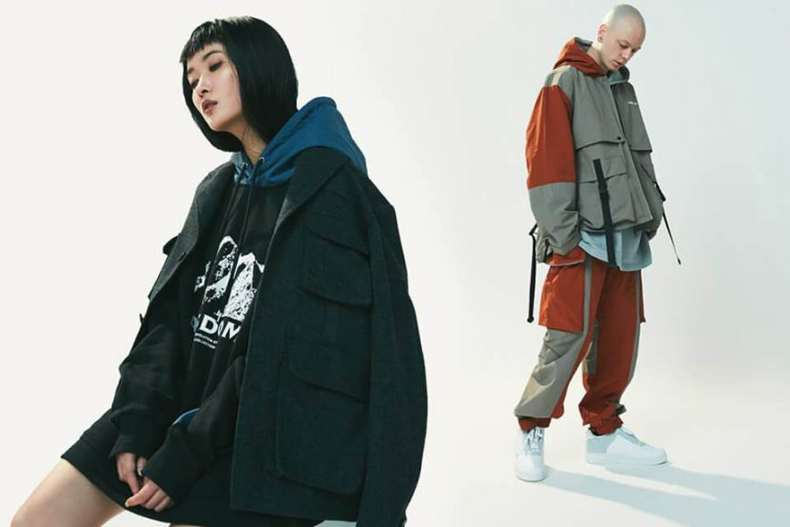 AES 1222(六)發售 18 AW Aesdom Mountain Hoodie (1)