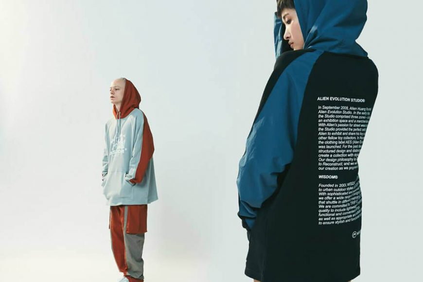 AES 1222(六)發售 18 AW Aesdom Mountain Hoodie (2)