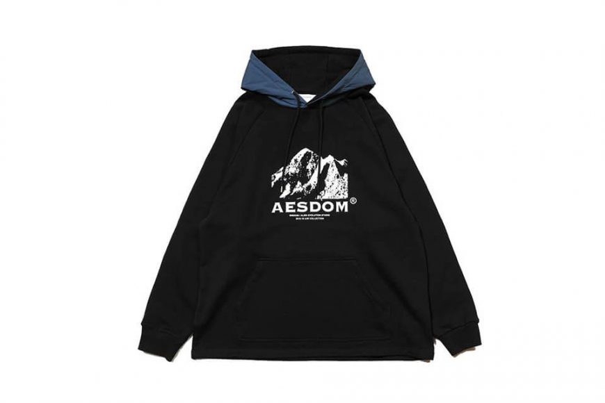 AES 1222(六)發售 18 AW Aesdom Mountain Hoodie (4)