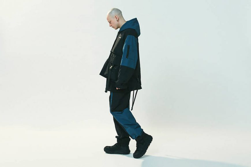 AES 1222(六)發售 18 AW Aesdom Mountain Pants (1)