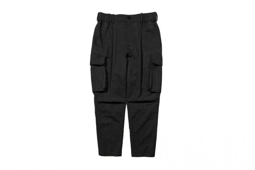 AES 1222(六)發售 18 AW Aesdom Mountain Wool Trousers (2)