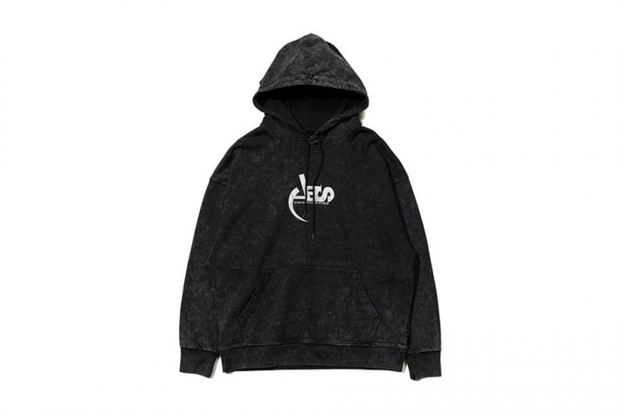AES 128(六)發售 18 AW Aes Washed Logo Hoodie (5)