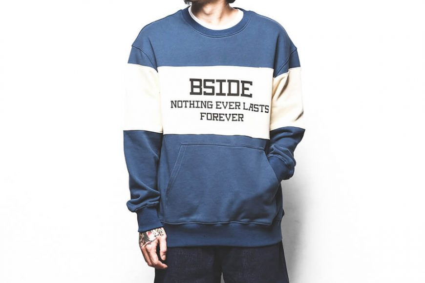 B-SIDE 1226(三)發售 18 AW 2 Color Sweater (2)