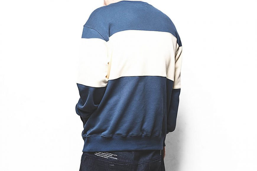 B-SIDE 1226(三)發售 18 AW 2 Color Sweater (4)