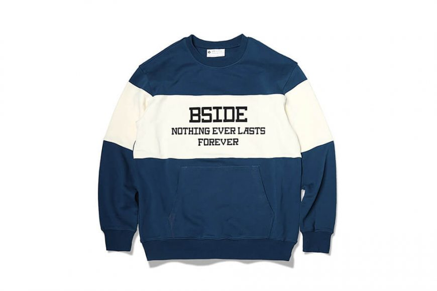 B-SIDE 1226(三)發售 18 AW 2 Color Sweater (9)