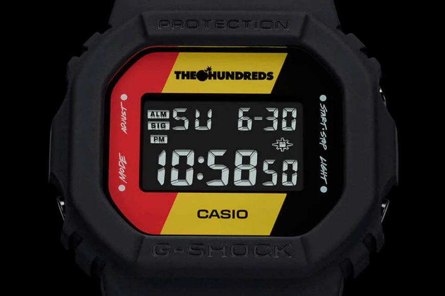 CASIO G-SHOCK DW-5600HDR-1DR (4)