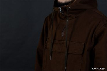 MANIA 1219(三)發售 18 AW Neck Zip Pullover (4)