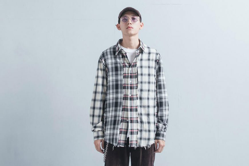 OVKLAB 1212(三)發售 18 AW Crazy Patch LS (0)