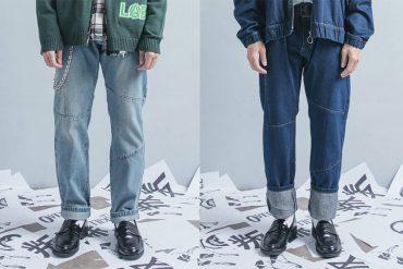 OVKLAB 1219(三)發售 18 AW Slim Fit Jeans (0)