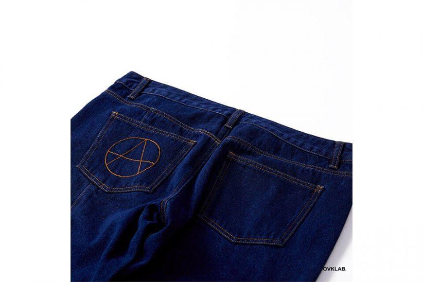 OVKLAB 1219(三)發售 18 AW Slim Fit Jeans (18)