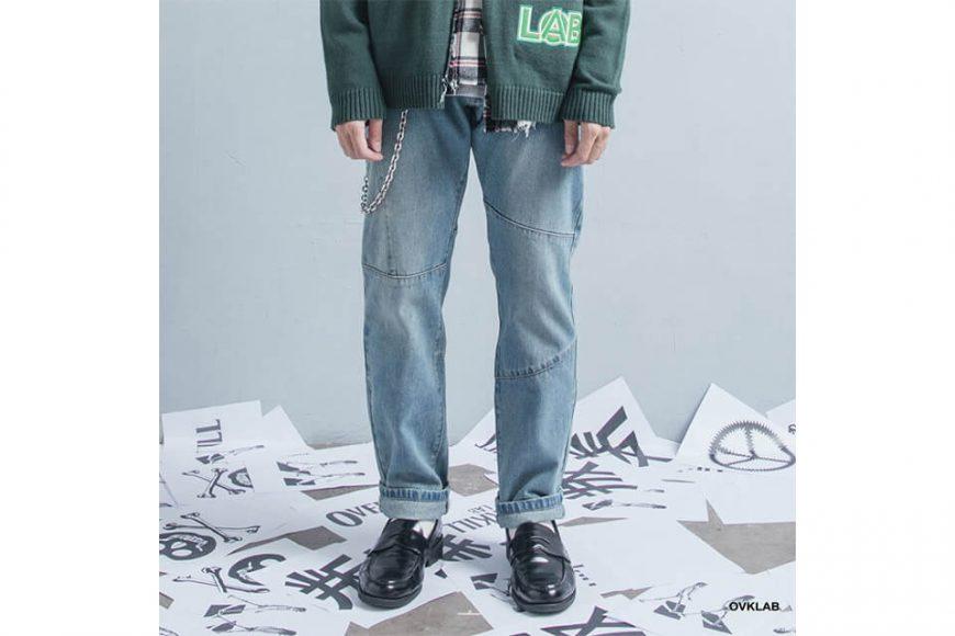 OVKLAB 1219(三)發售 18 AW Slim Fit Jeans (2)