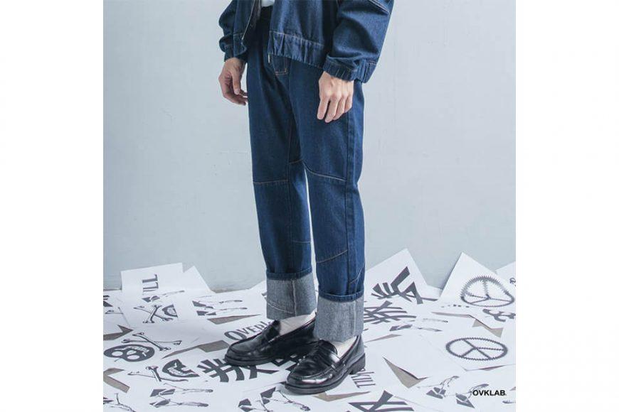 OVKLAB 1219(三)發售 18 AW Slim Fit Jeans (7)