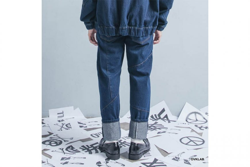 OVKLAB 1219(三)發售 18 AW Slim Fit Jeans (8)