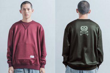 OVKLAB 1226(三)發售 18 AW Damage Sweatshirt (0)