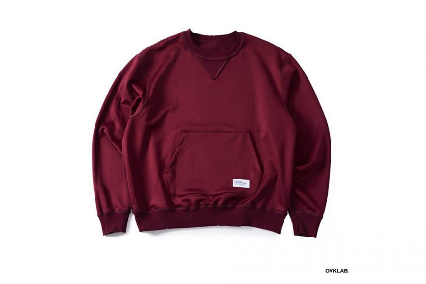OVKLAB 1226(三)發售 18 AW Damage Sweatshirt (12)