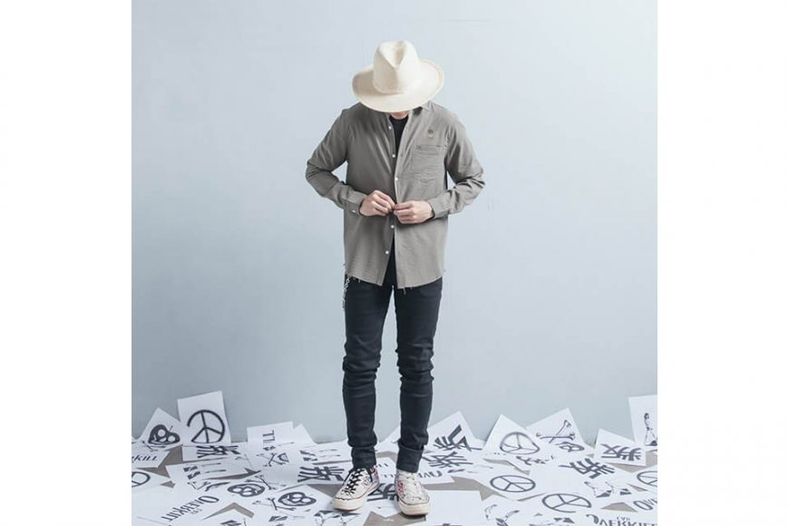 OVKLAB 1226(三)發售 18 AW Oxford Shirt (2)