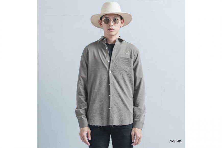 OVKLAB 1226(三)發售 18 AW Oxford Shirt (3)