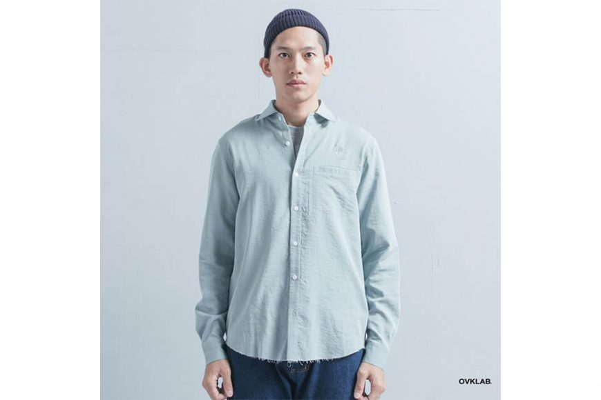 OVKLAB 1226(三)發售 18 AW Oxford Shirt (8)
