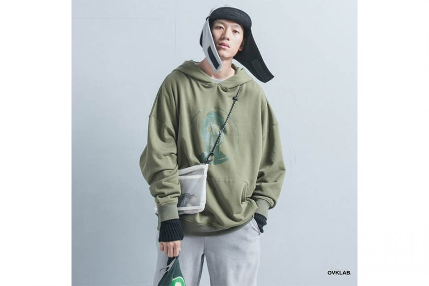 OVKLAB 18 AW Graphic Hoodie (4)