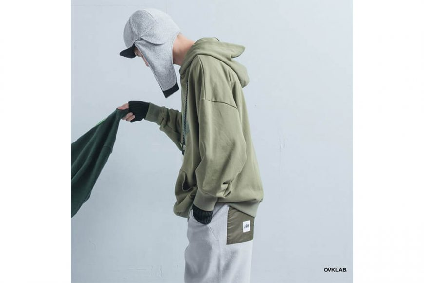 OVKLAB 18 AW Graphic Hoodie (5)