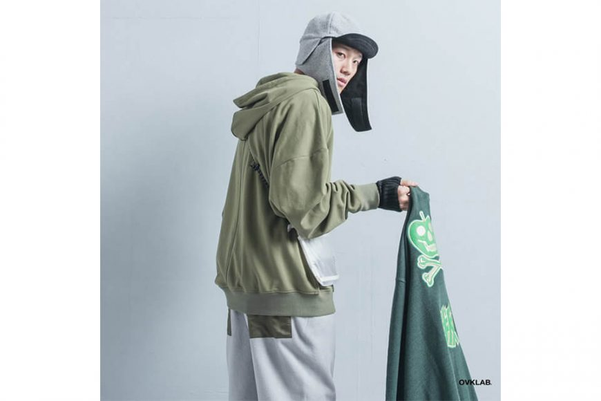 OVKLAB 18 AW Graphic Hoodie (6)