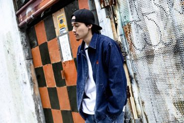 B-SIDE 12(三)發售 18 AW Old Fashion Denim Jacket (1)