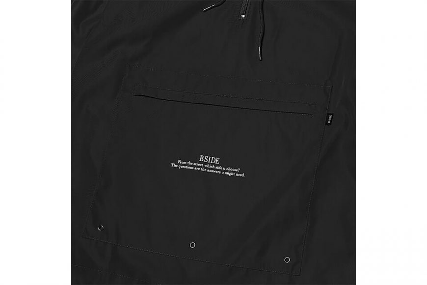 B-SIDE 18 AW BS Pullover Windbreaer (11)