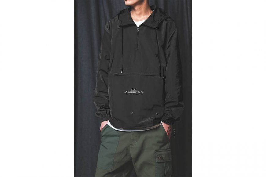 B-SIDE 18 AW BS Pullover Windbreaer (7)