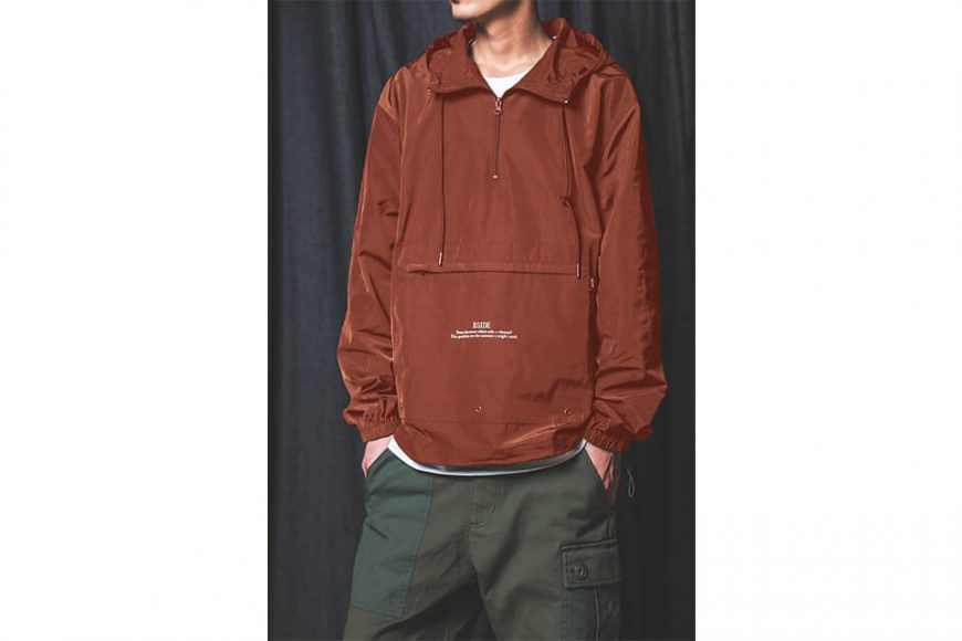 B-SIDE 18 AW BS Pullover Windbreaer (8)