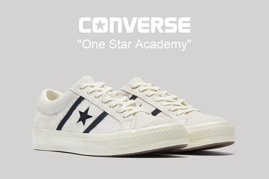 CONVERSE 19 SS 163269C One Star Academy (1)