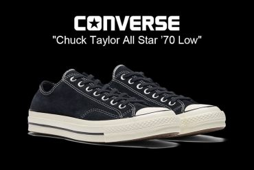 CONVERSE 19 SS 163759C Chuck Taylor All Star '70 Low (1)