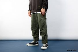 MANIA 18 AW Aviation Pants (7)