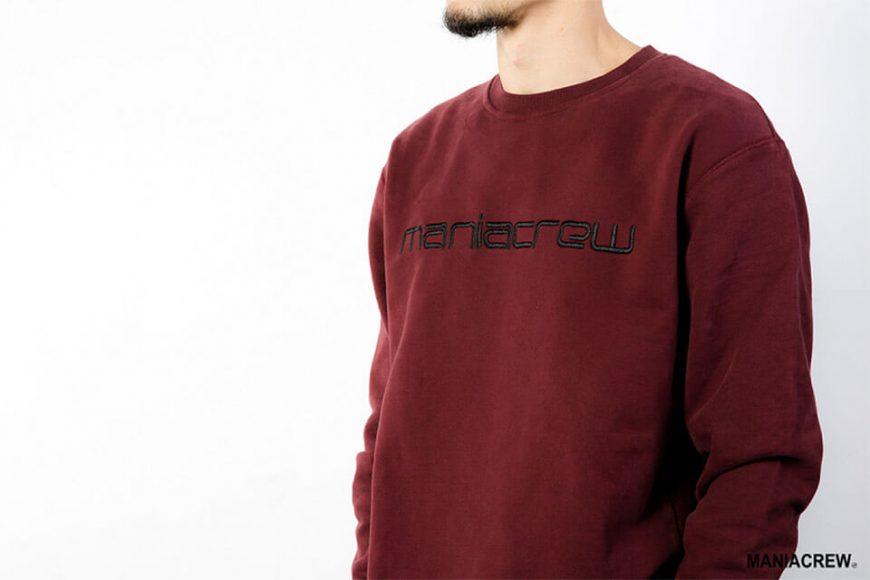 MANIA 18 AW Heavyweight Dyed Sweatshirt (7)