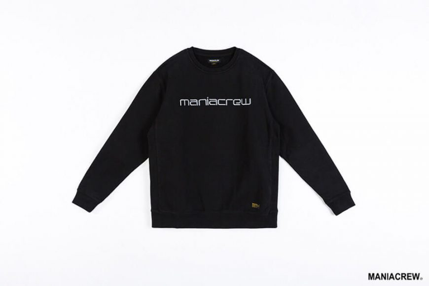 MANIA 18 AW Heavyweight Dyed Sweatshirt (8)