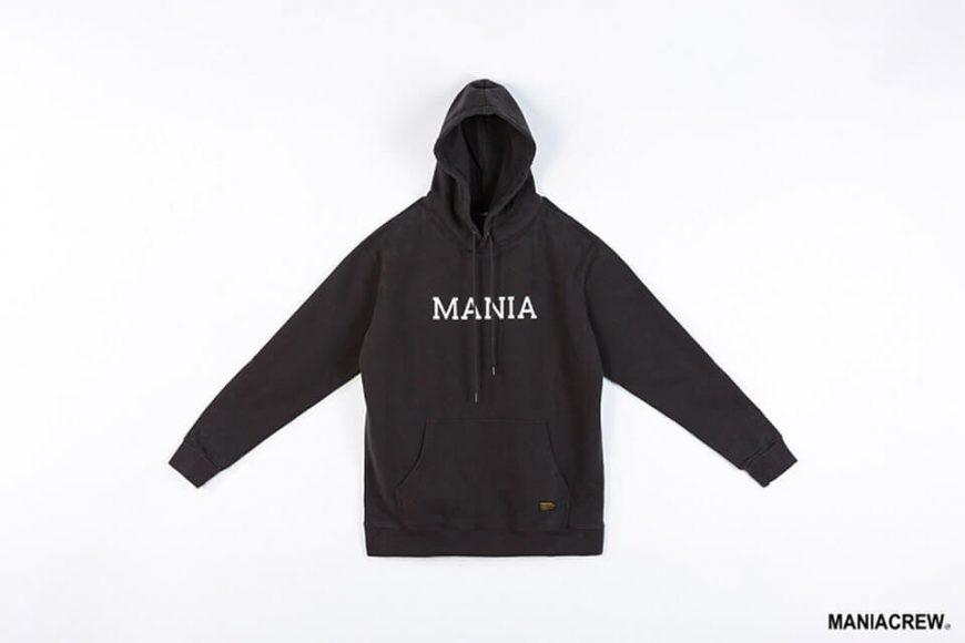 MANIA 18 AW Script Hoodie (6)