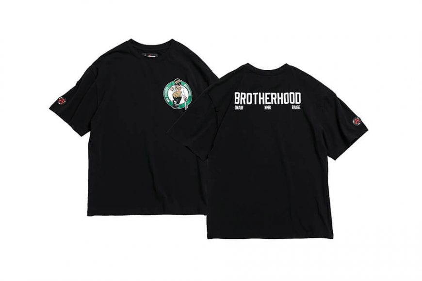 NMR15th x On-Air x RAISE Brotherhood Oversize Tee (1)