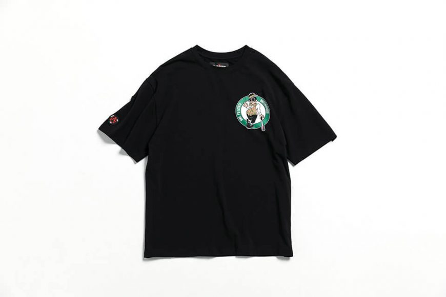 NMR15th x On-Air x RAISE Brotherhood Oversize Tee (2)