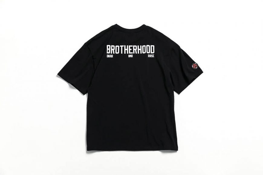 NMR15th x On-Air x RAISE Brotherhood Oversize Tee (3)