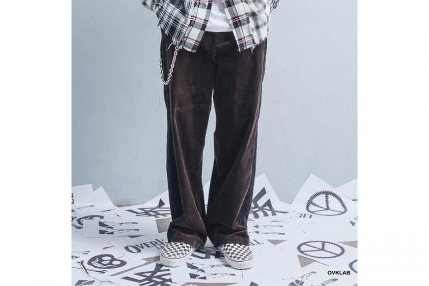 OVKLAB 123(三)發售 18 AW Coduroy Wide Pants (3)