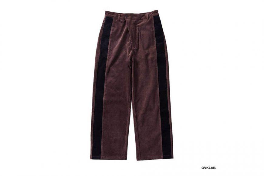 OVKLAB 123(三)發售 18 AW Coduroy Wide Pants (6)