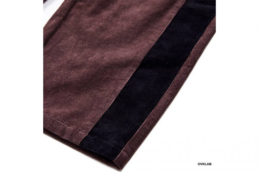 OVKLAB 123(三)發售 18 AW Coduroy Wide Pants (8)