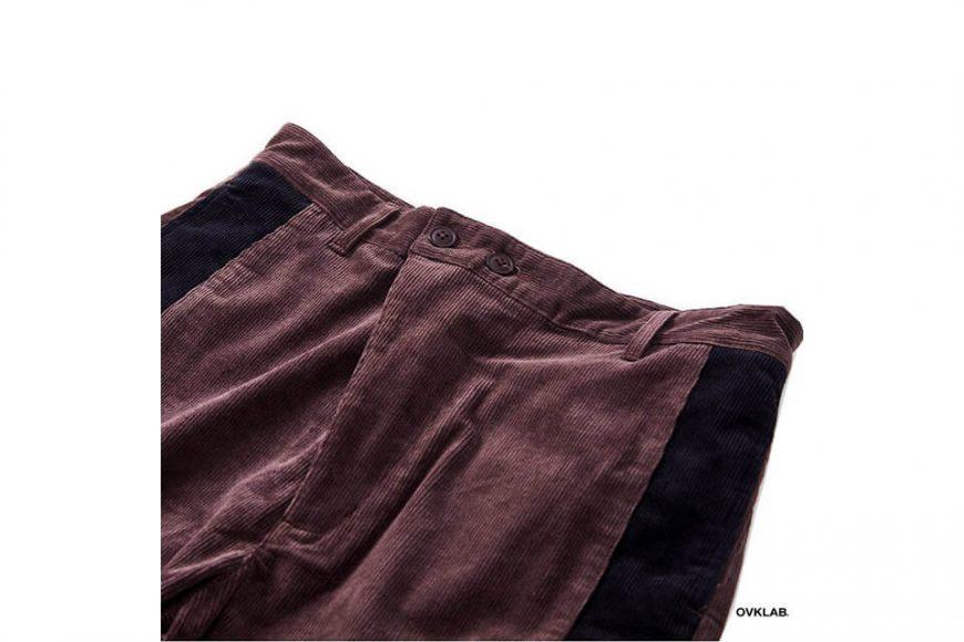 OVKLAB 123(三)發售 18 AW Coduroy Wide Pants (9)