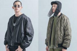 OVKLAB 123(三)發售 18 AW Sided Wear Ma-1 Jacket (0)